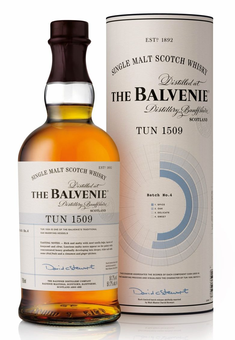 The Balvenie Tun 1509, Batch 4