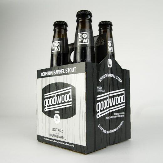 Goodwood Brewing Company Bourbon Barrel Stout