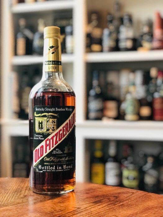 Old Fitzgerald Straight Bourbon Whiskey Bottled-in-Bond