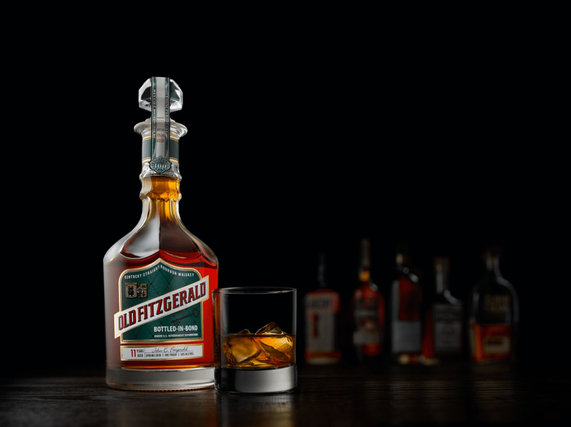 Old Fitzgerald Bottled-in-Bond 9 Years Old Fall 2018 Edition