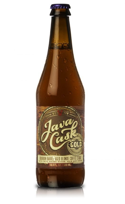 Victory Java Cask Bourbon Barrel-Aged Blonde Coffee Stout
