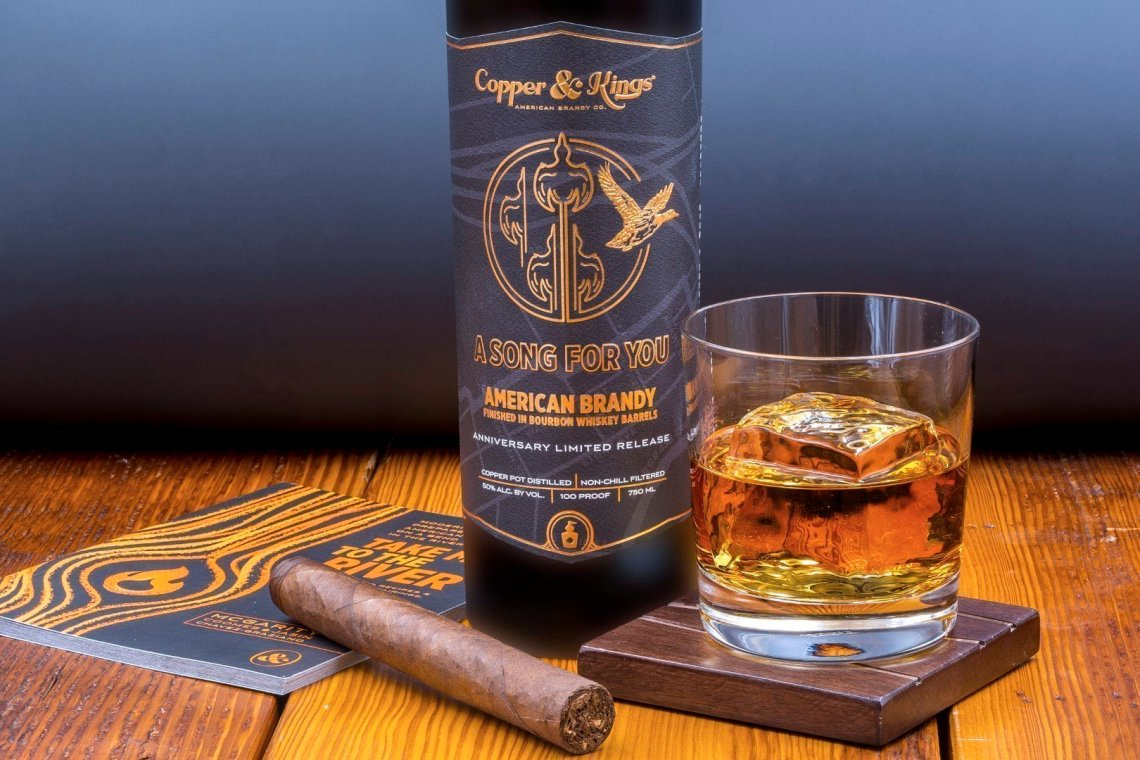 Copper & Kings A Song For You American Brandy
