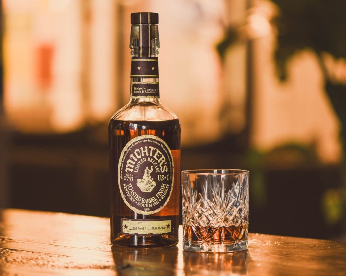 Michter's US-1 Toasted Barrel Finish Sour Mash Whiskey 2019