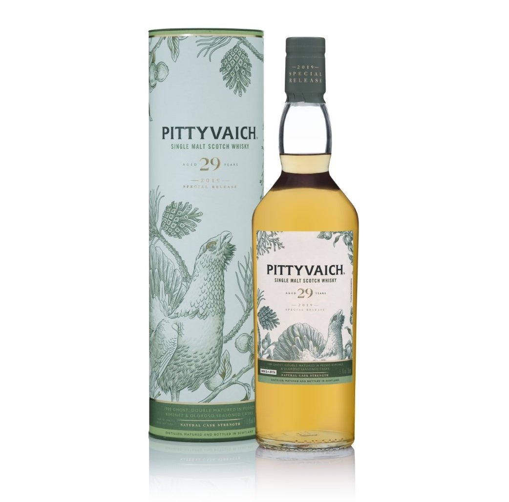 Pittyvaich 29 Years Old Limited Edition 2019