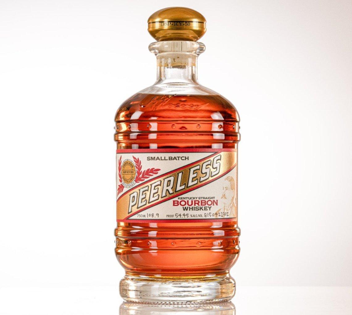 Kentucky Peerless Straight Bourbon