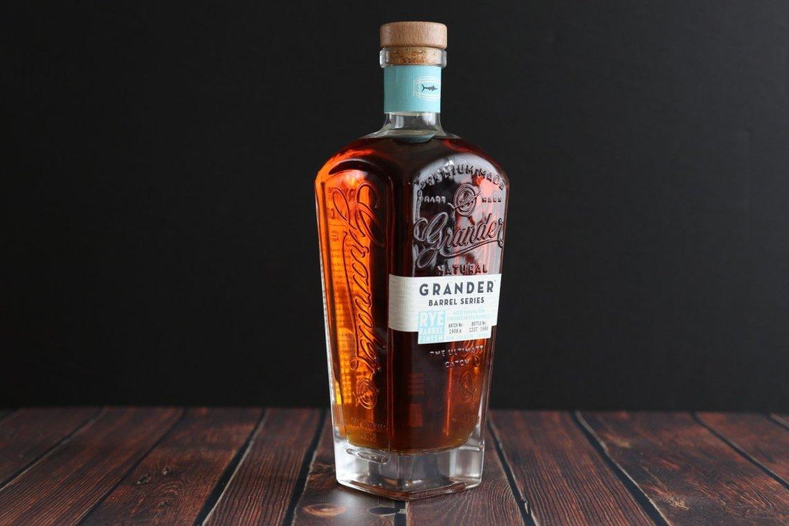 Grander Rye Finished Panama Rum