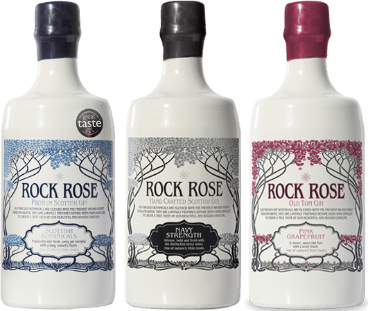 Rock Rose Gin Original Edition