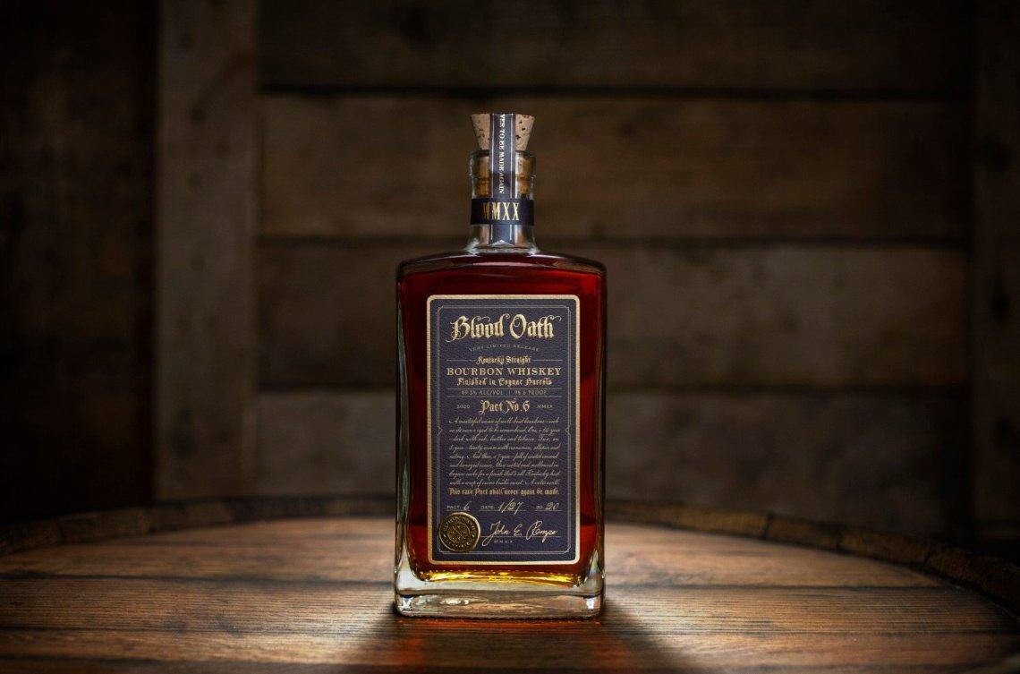 Blood Oath Bourbon Whiskey Pact No. 6 2020
