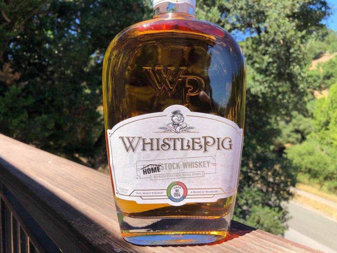 WhistlePig HomeStock