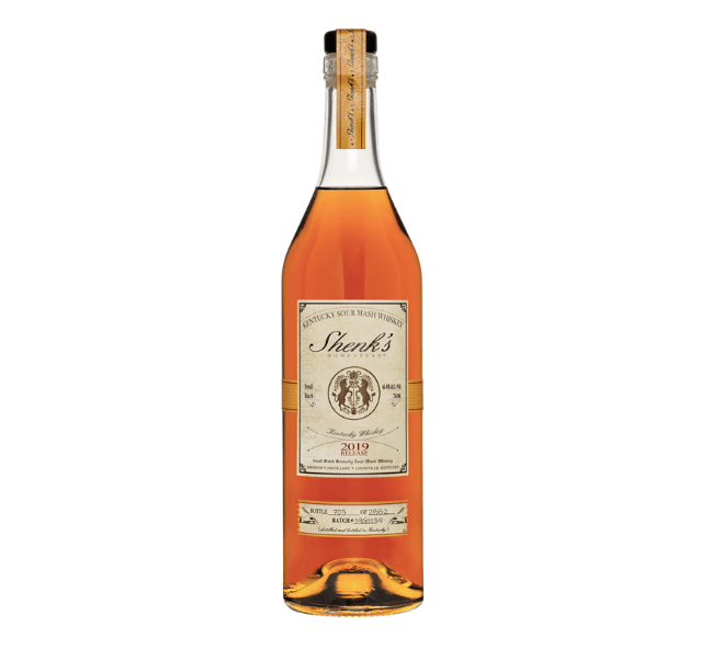 Shenk's Homestead Kentucky Sour Mash Whiskey (2019)