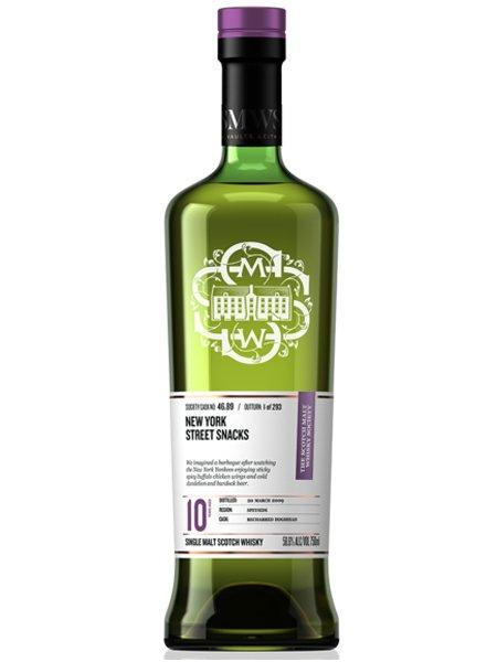 Scotch Malt Whisky Society Cask 46.89