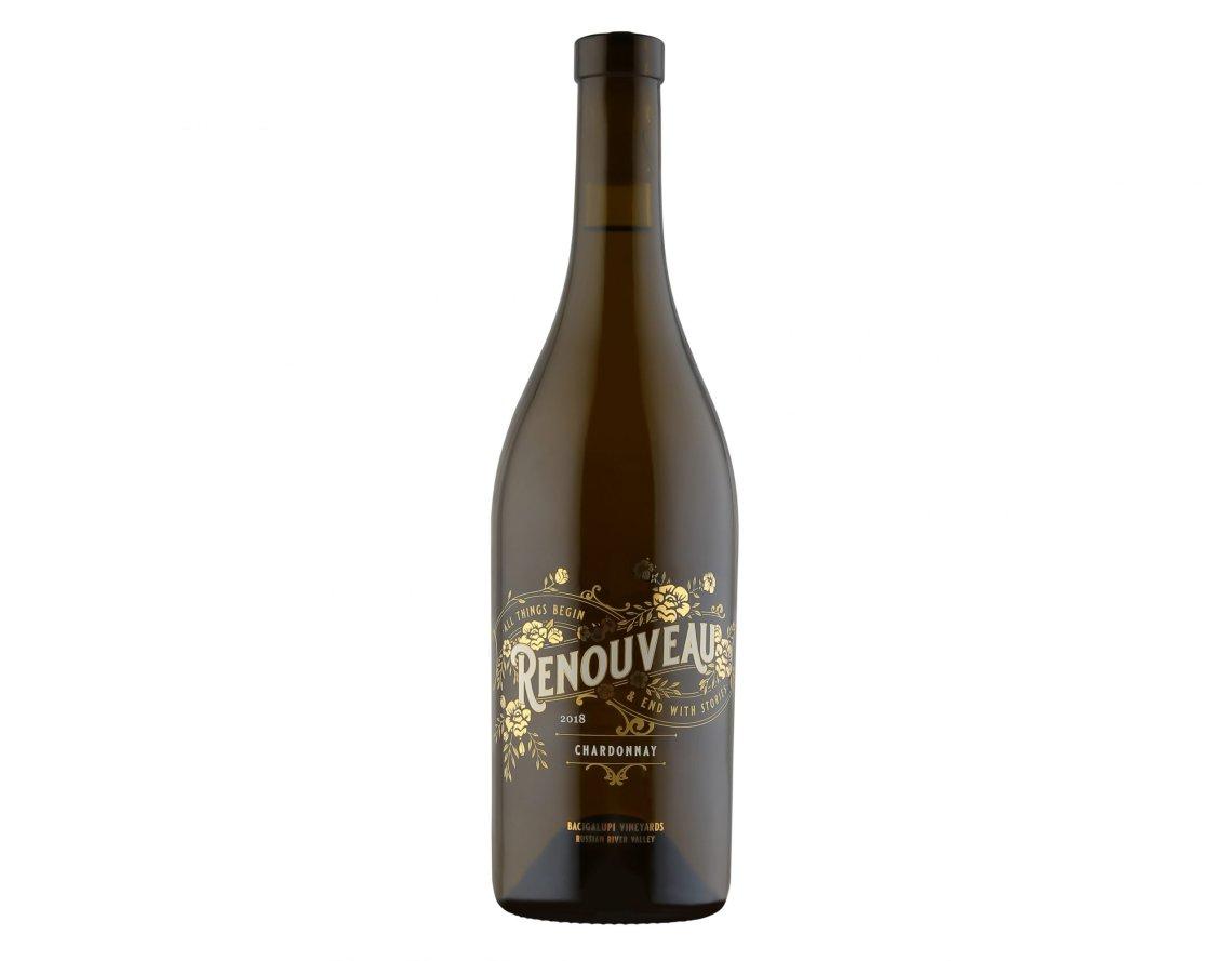 2018 Bacigalupi Renouveau Chardonnay Bacigalupi Vineyard