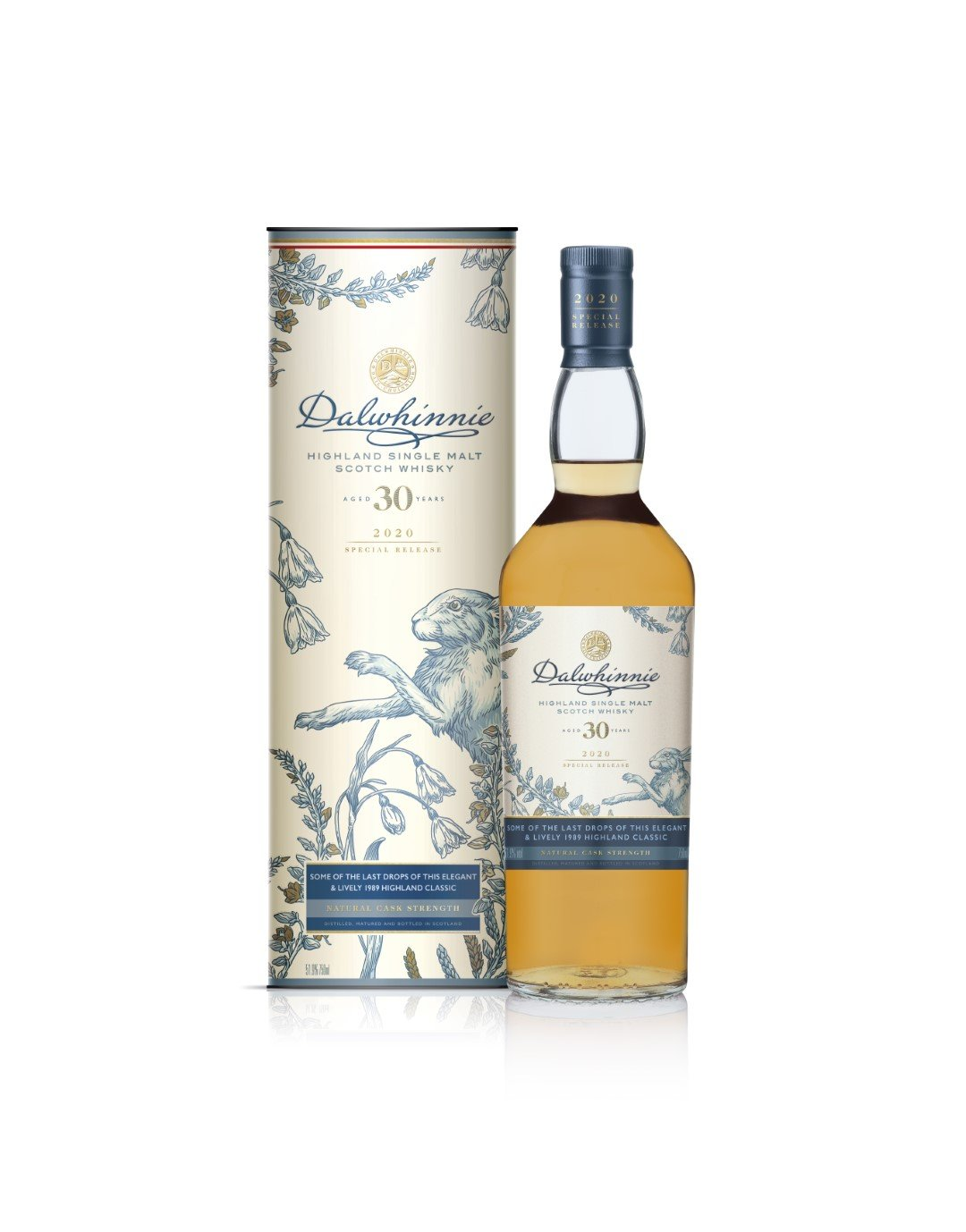 Dalwhinnie 30 Years Old Limited Edition 2020