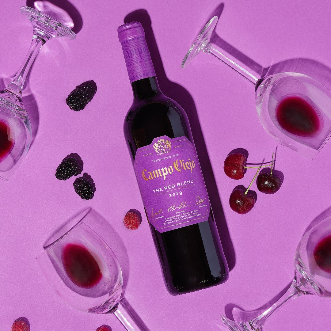 2019 Campo Viejo The Red Blend