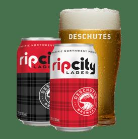 Deschutes Brewery Rip City Lager