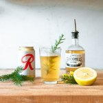 Simple Goodness Sisters Lemon-Herb Drink Syrup