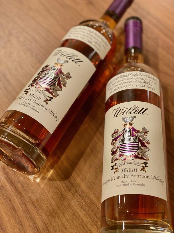 Willett Family Estate Single Barrel Bourbon 6 Years Old