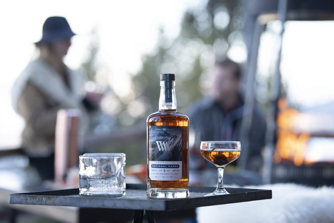 Wyoming Whiskey National Parks Limited Edition Bourbon