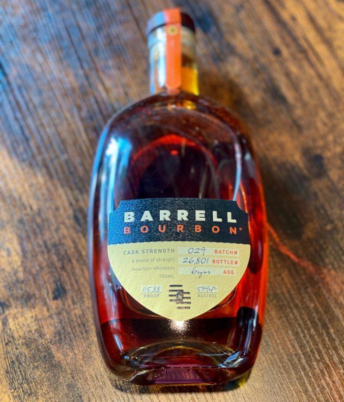 Barrell Bourbon Batch 29