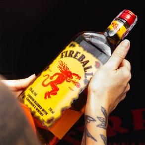 Fireball виски