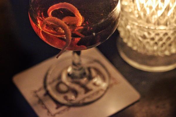 San Antonio Cocktail Bars
