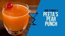 Peeta's Pear Punch