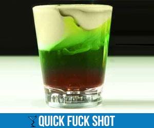Quick Fuck Shot Recipe