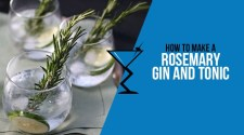 Rosemary Gin and Tonic