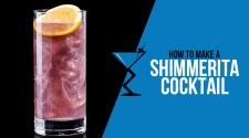 Shimmerita Cocktail