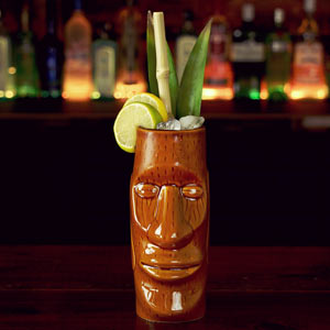 Easter Island Tiki Mug 14oz / 415ml
