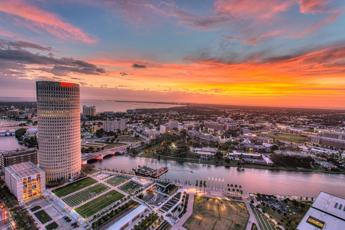 Tampa Sunset