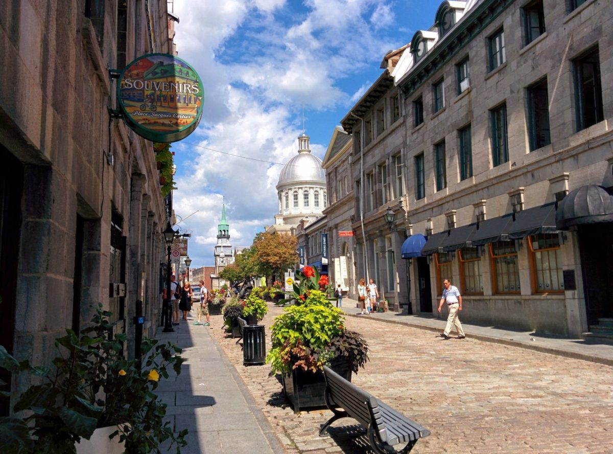 Old Montreal photo by Alexandre Breveglieri (https://www.flickr.com/photos/breveglieri/) via Flickr.com