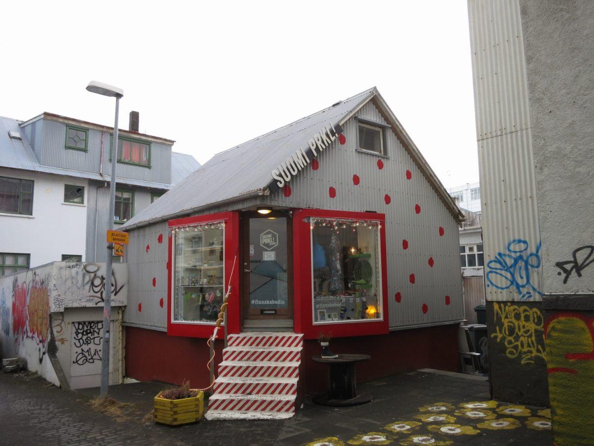Suomi Prkl, Reykjavik. Iceland. Photo by Jarek Piórkowski via Flickr CC