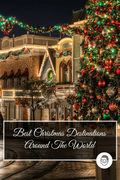10 Travel Bloggers reveal their favourite Christmas Destinations from around the world!