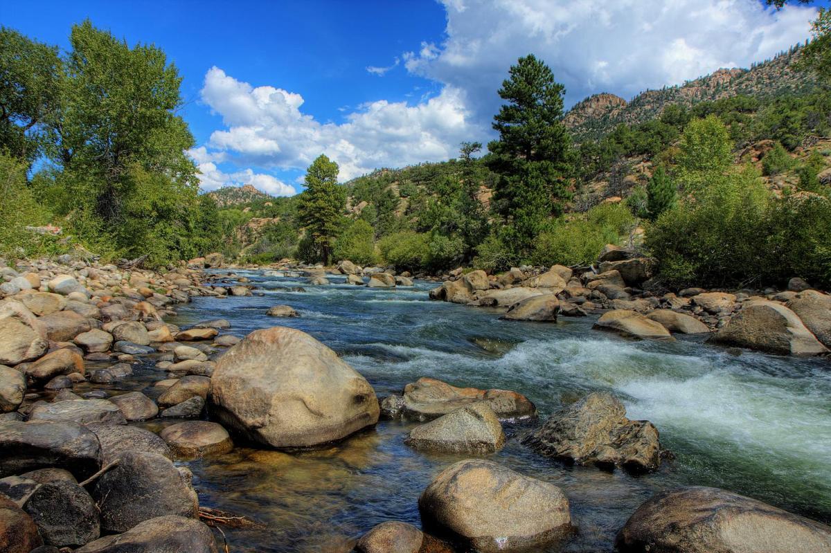 Colorado road trip: Buena Vista Colorado. Photo by David via Flickr CC