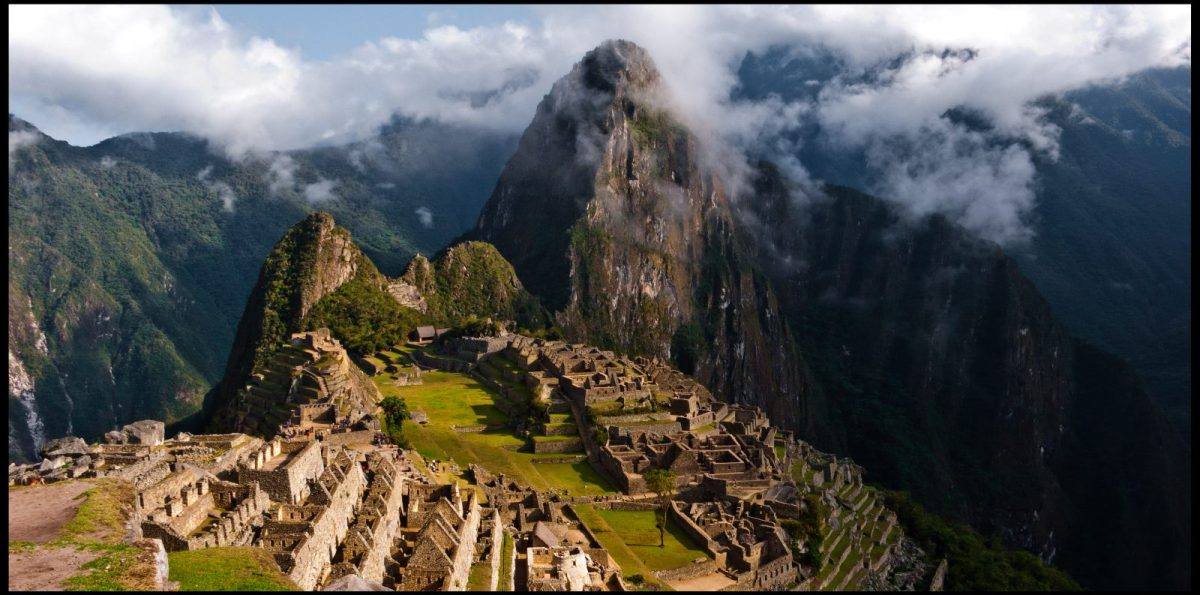 Machu Picchu, Peru. Photo by Guillén Pérez via Flickr CC