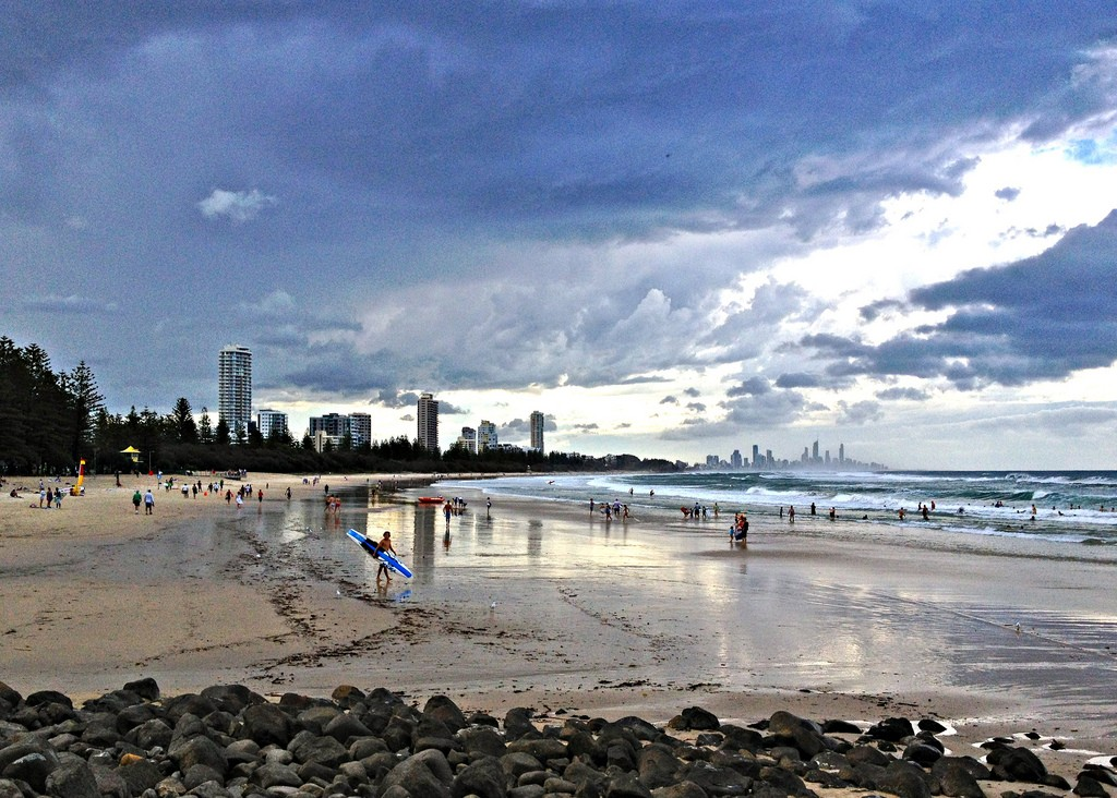 Burleigh Heads, Gold Coast, Australia