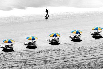 Daytona Beach. Photo by Elliot Gilfix via Flickr CC
