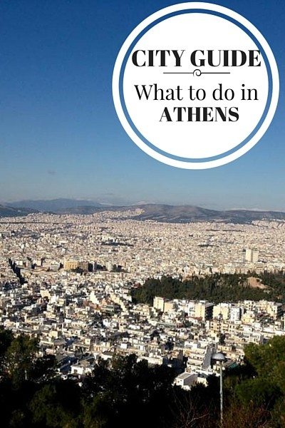 Sunday City Guide: What to do in Athens, Greece | Drink Tea & Travel