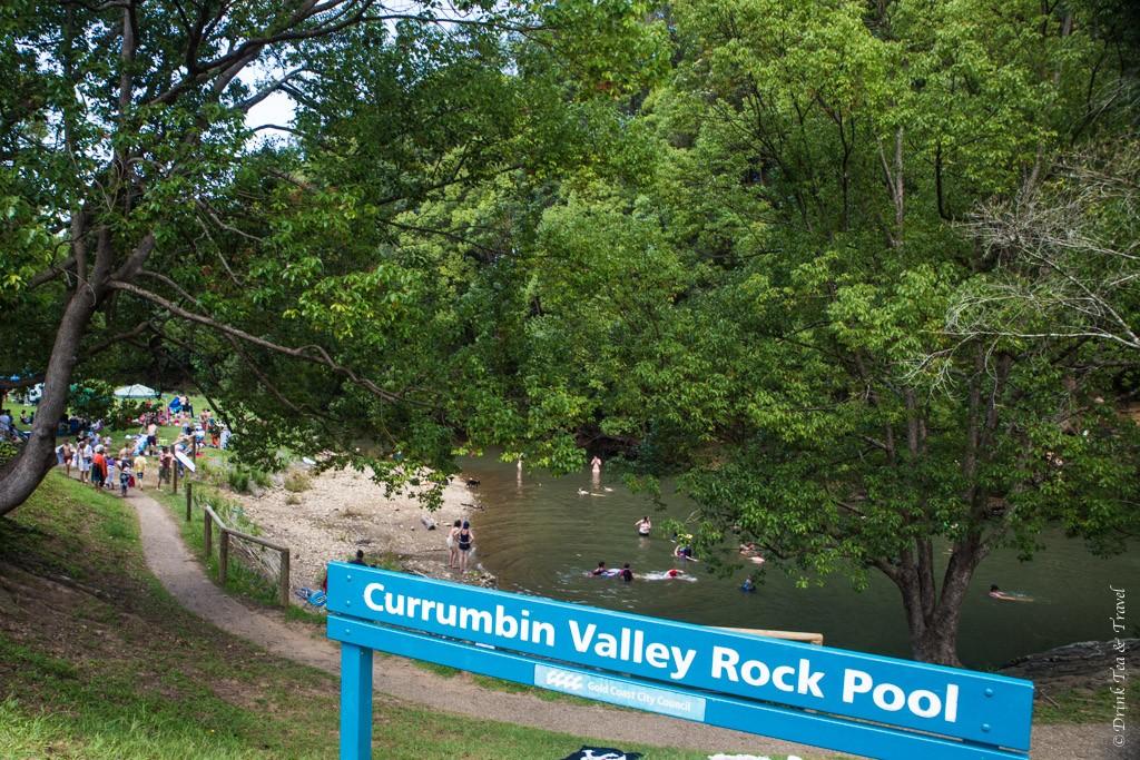 Currumbin Rock Pools, Currumbin Valley, Queensland, Australia