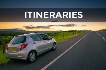 Australia-Itineraries