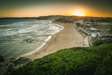 Newcastle - Australia's Most Underrated City. Cover Photo