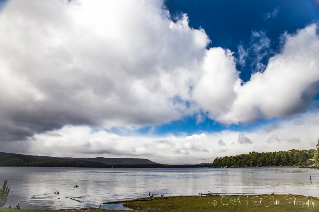 Lake St Clair, Tasmania. Australia