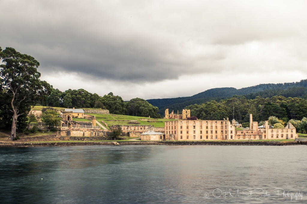 Port Arthur, a former convict settlement on the Tasman Peninsula, and one of Australia's most significant heritage areas. Tasmania