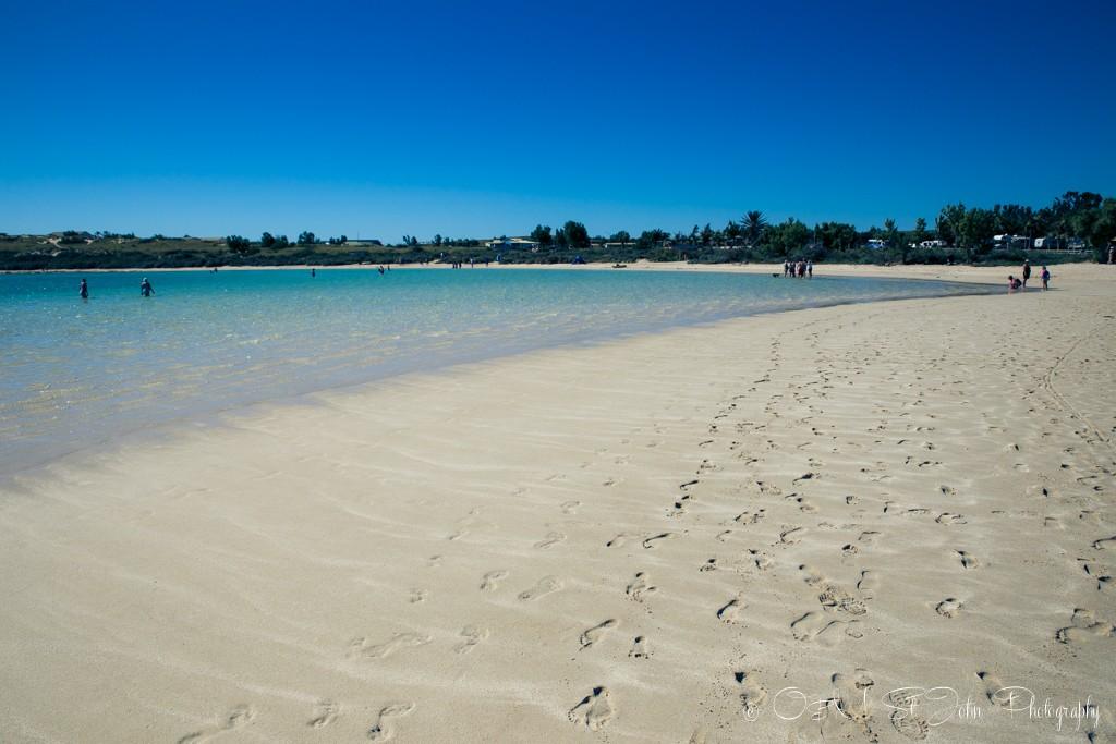 Beautiful Coral Bay beach, Coral Coast