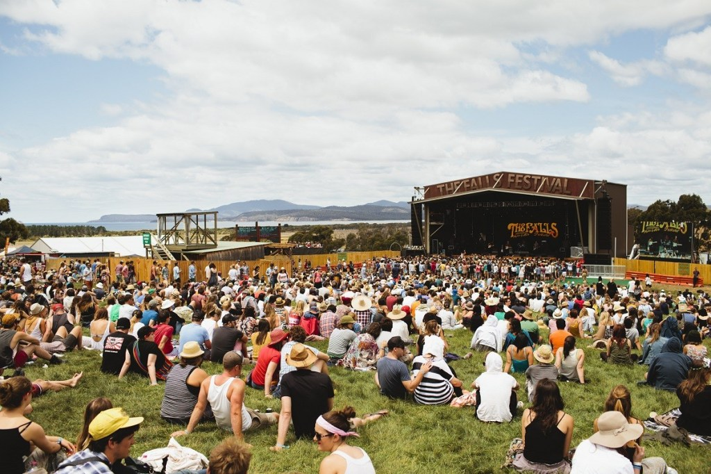 Australian Music Festivals: Falls Festival, Byron Bay, NSW
