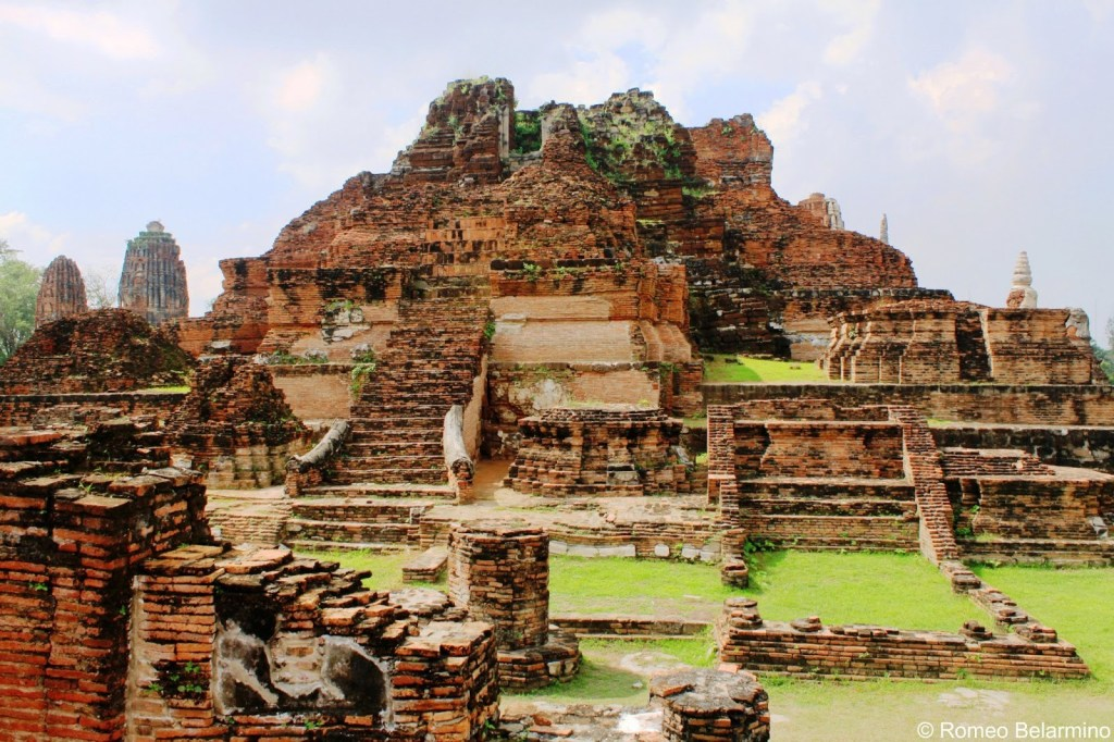 Ayutthaya Ruins-RB Cultural experiences in Thailand