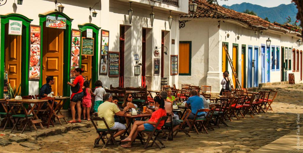 Historic Centre, Paraty, Brazil
