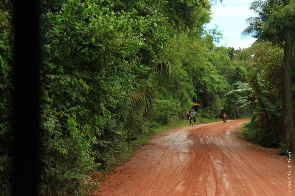 getting off the beaten track in Cambodia 4