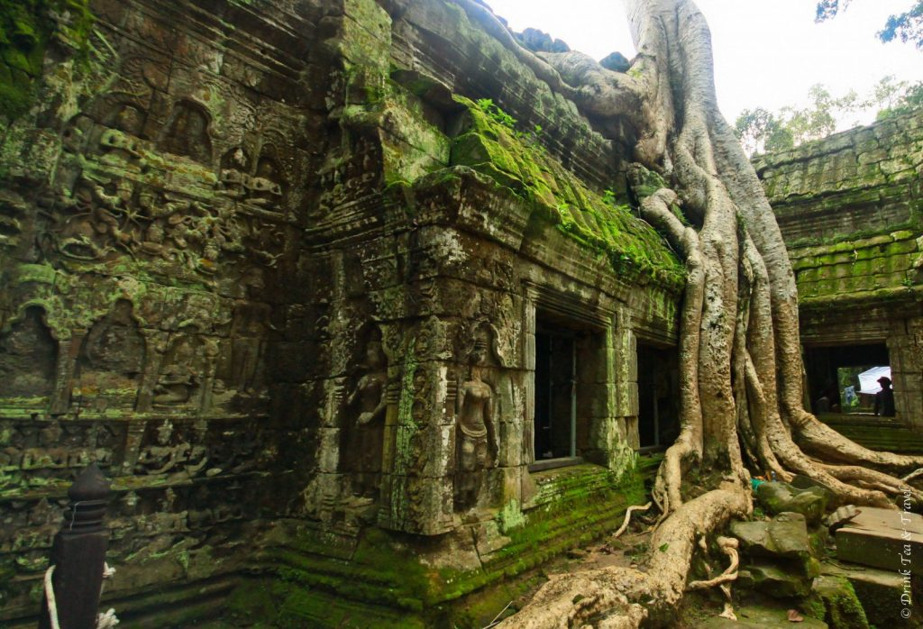 Angkor Thom  - things to do in Cambodia
